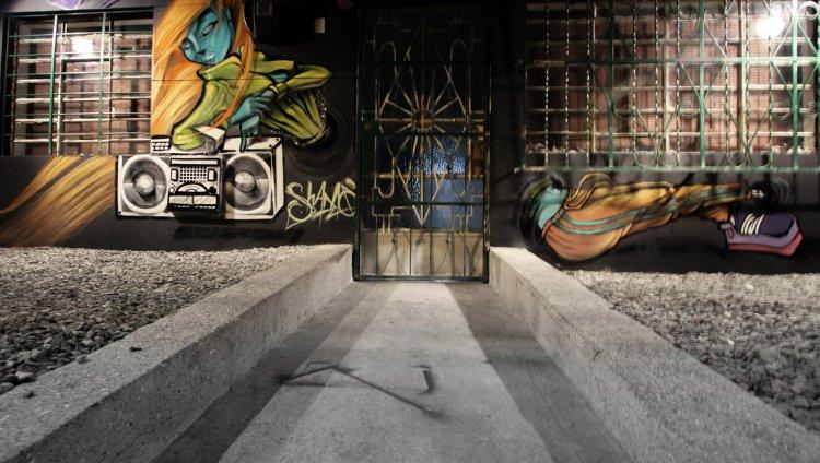 Casa Kolacho, donde el hip hop toma vida