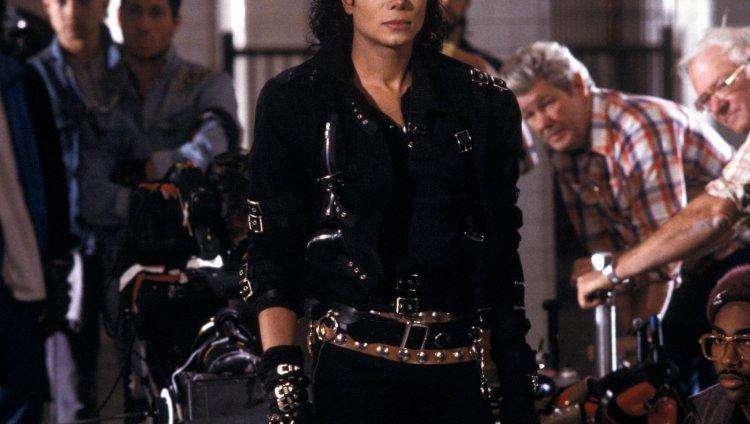 Bad de Michael Jackson (1987) se grabó durante 6 semanas