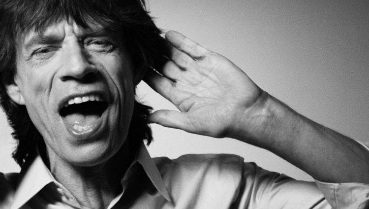 Mick Jagger estrena dos canciones altamente políticas
