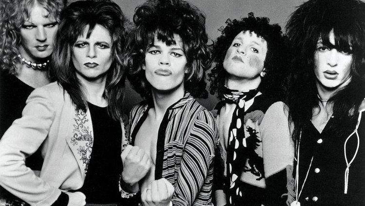 Héroes del punk: New York Dolls