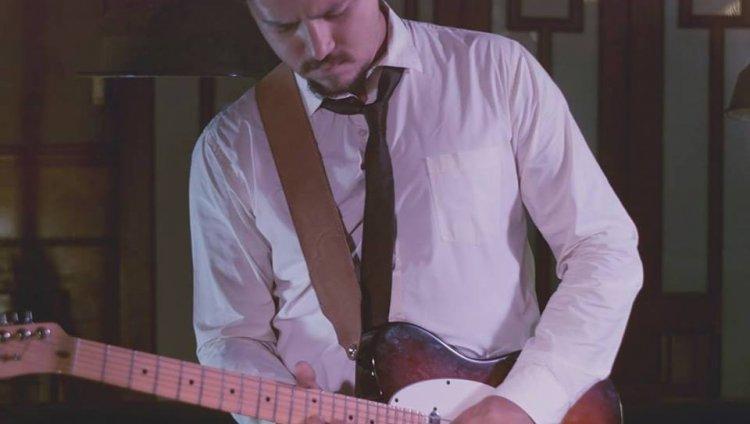 Pablo Alzate, un nuevo bluesman colombiano
