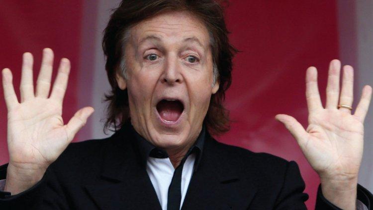 El planeta menor 4148, descubierto en 1983, fue nombrado 'McCartney' en su honor.