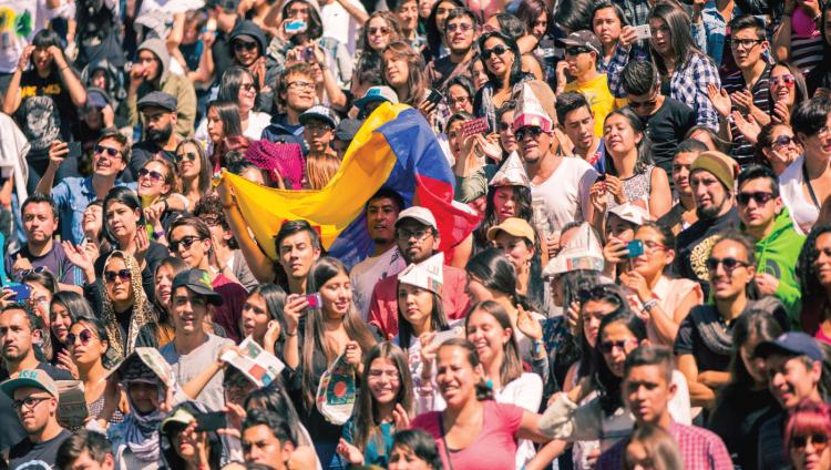 Descarguen el nuevo Acuerdo de Paz colombiano