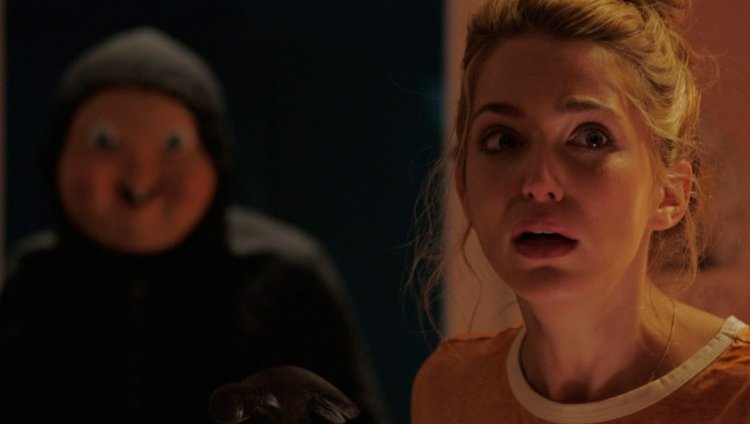 Jessica Rothe en 'Feliz día de tu muerte'.