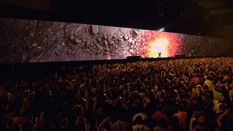 "Cine: Roger Waters estrenó su documental sobre ""The Wall"""