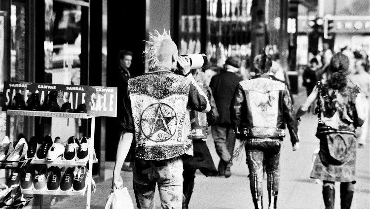 Punk y Metal en Medellín