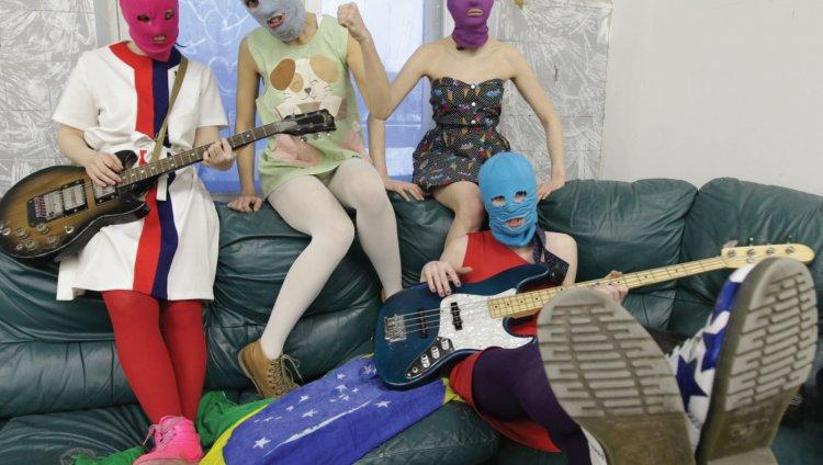 La Pussy Riot nacieron en 2011.