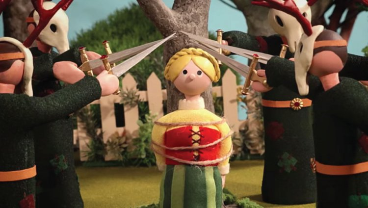 "Radiohead es acusado de plagio por el video de ""Burn the Witch"""