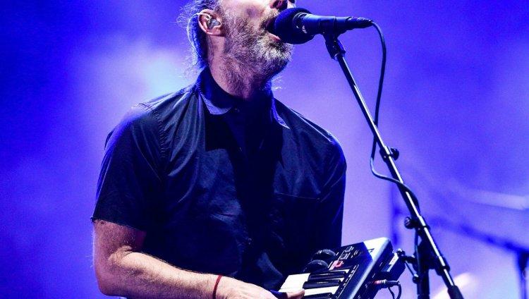 Thom Yorke, Jonny Greenwood, Ed O'Brien, Colin Greenwood y Phil Selway son Radiohead