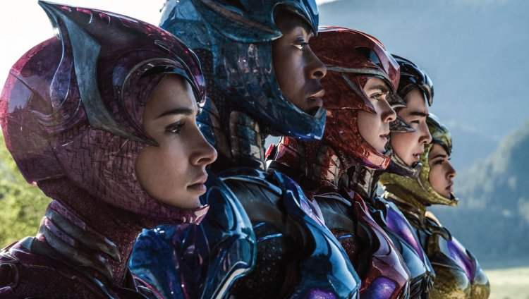 Vean el tráiler final de Power Rangers 2017