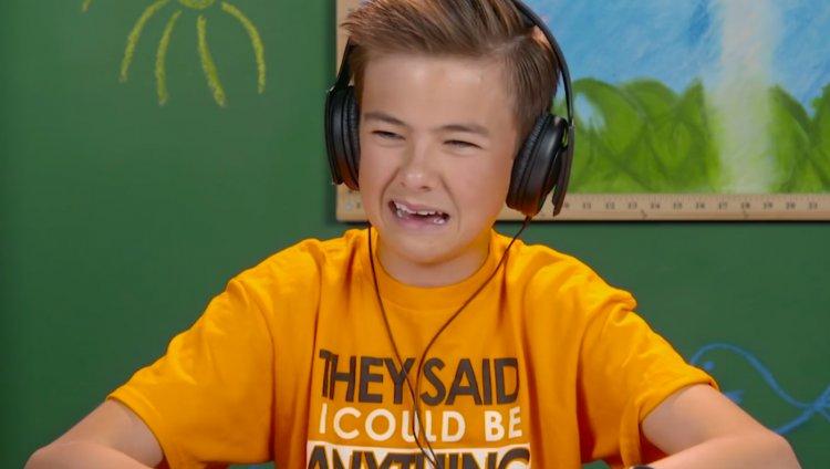 Así reaccionaron los niños al escuchar por primera vez Red Hot Chili Peppers