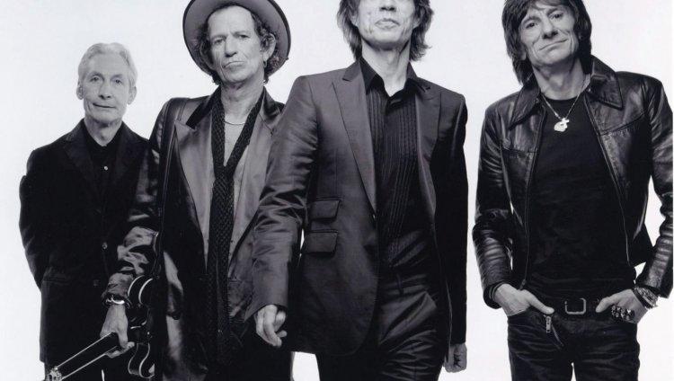 The Rolling Stones se presentaron por primera vez en Bogotá el 10 de marzo de 2016