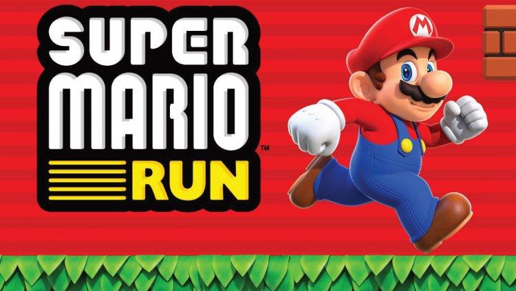 Super Mario Run fure presentado el mismo día que se lanzó el iPhone 7 de Apple.