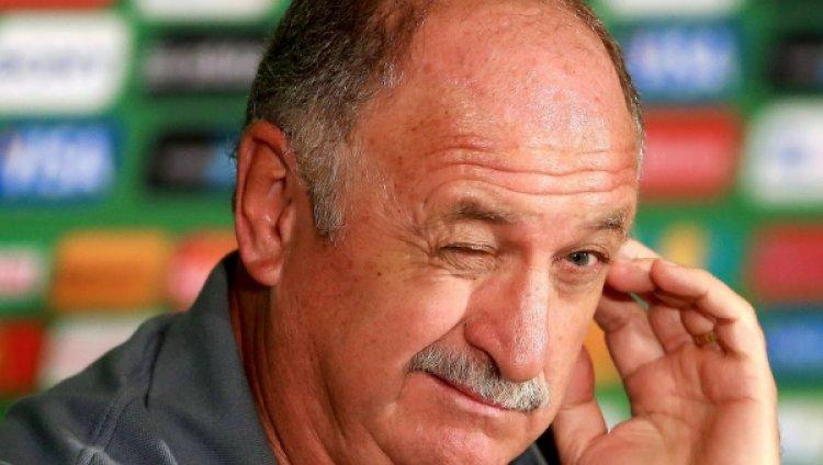 Luis Felipe Scolari, ex director técnico de Brasil