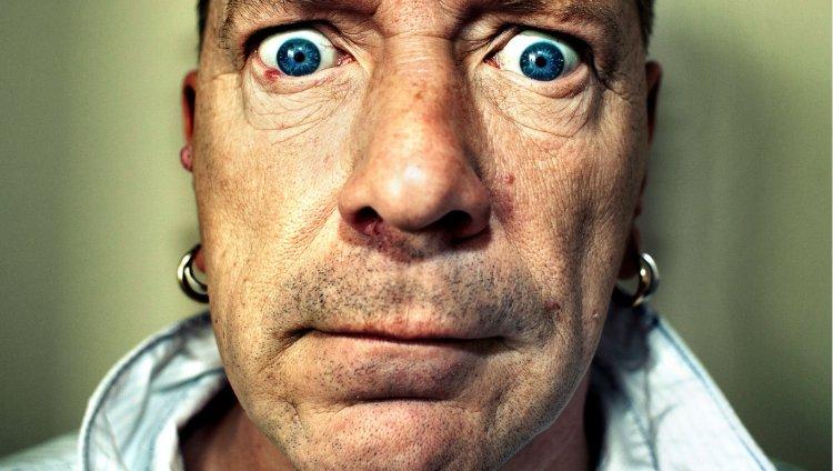 Johnny Rotten. Foto de infomag.es