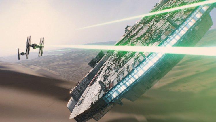 Star Wars Episodio VII es la primera entrega de la tercera trilogía de la saga.