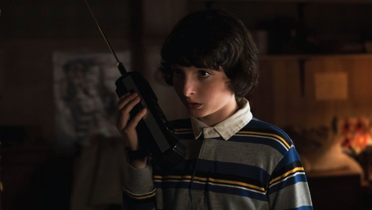 Mike Wheeler interpretado por Finn Wolfhard, coprotagonista de Stranger Things. Imagen tomada de Youtube.