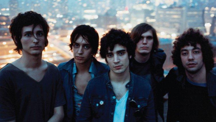 The Strokes y su nuevo EP