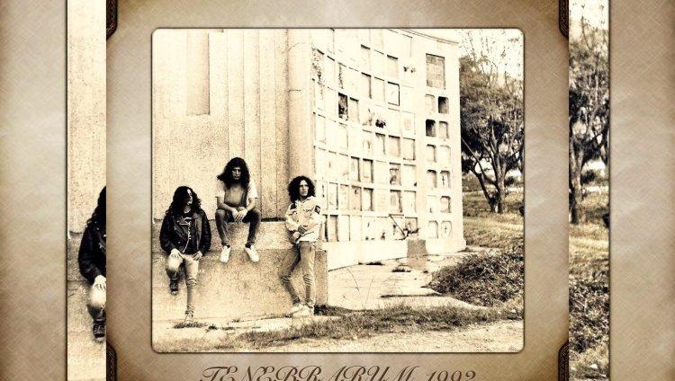 Tenebrarum, 1992. Imagen tomada del Facebook de la banda.