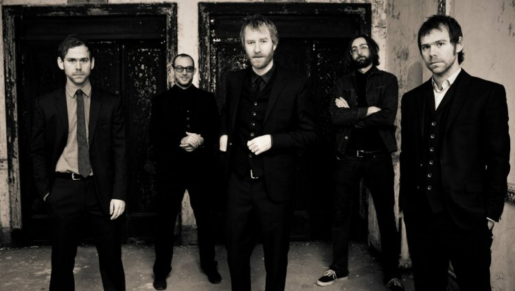 The National presenta su nuevo álbum en 2017.