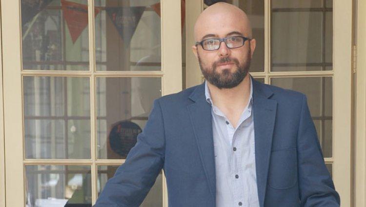 """""""Creo que somos una de las ciudades de América Latina con más arte independiente"""": Santiago Trujillo"""