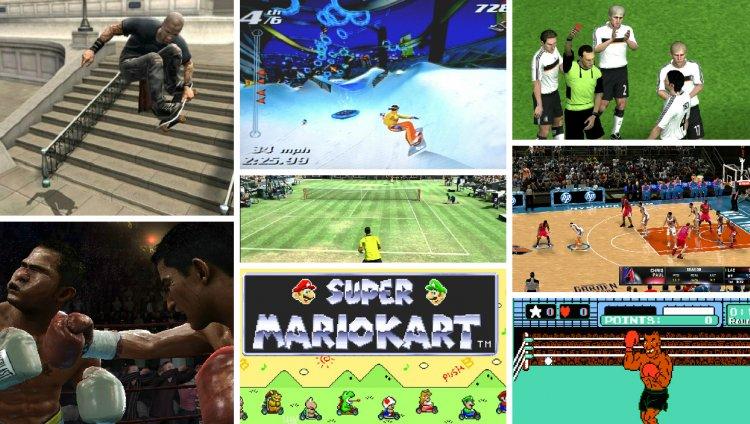 Los mejores videojuegos deportivos de la historia
