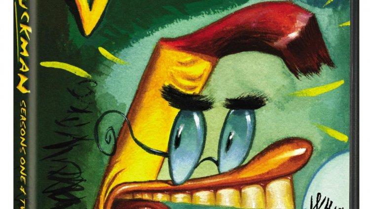 Animación para grandes: Duckman
