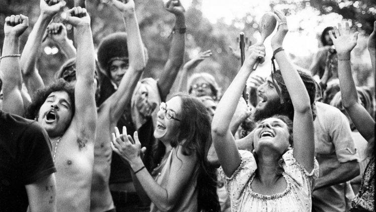 Hippismo y rock