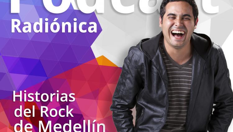 Las canciones y el rock en Medellín