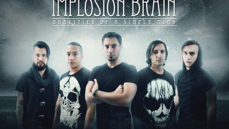 Implosion Brain: haciendo metal entre hermanos