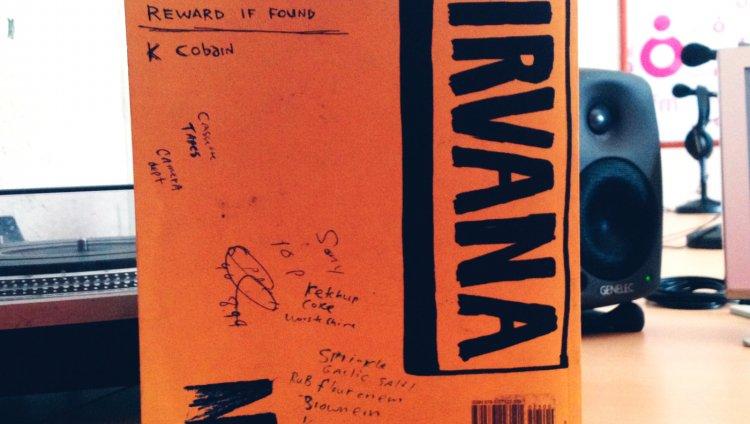 Abriendo el diario de Kurt Cobain, parte II