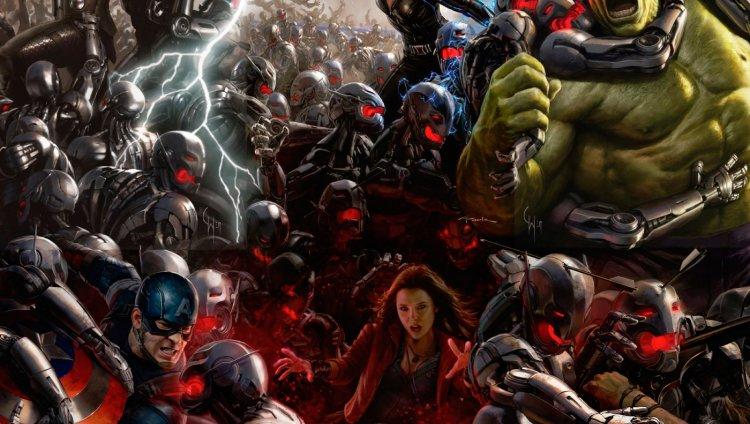 The Avengers: La Era de Ultron