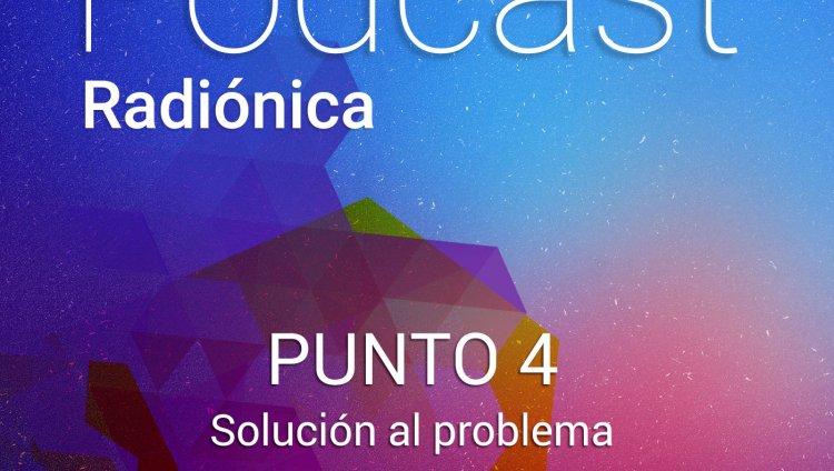Punto 4. Solución al problema de las drogas ilícitas