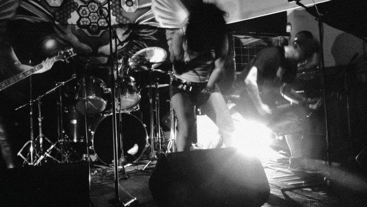 Sin Pudor: 4 mujeres que hacen punk trash