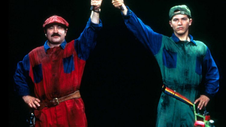 Super Mario Bros The Movie (1993)