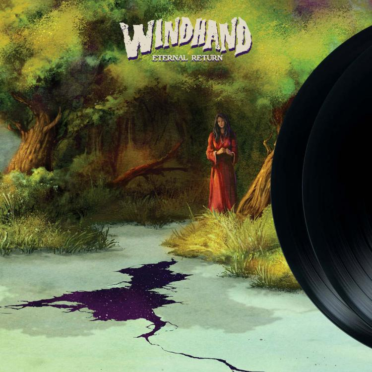 No. 11 'Eternal Return' de Windhand (Relapse)