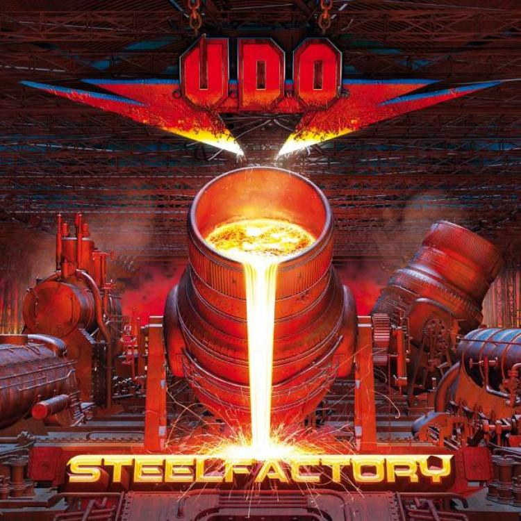 No. 11 'Steel Factory' de U.D.O. (AFM)