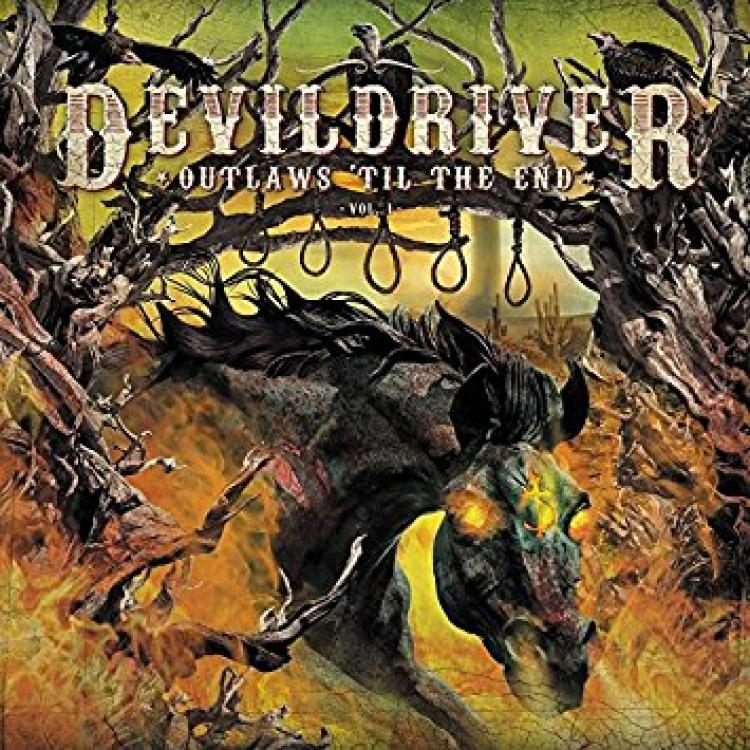 No. 12 'Till The End Vol. 1' de Devildriver Outlaws (Napalm)