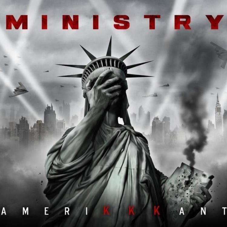 No. 13 'AmeriKKKant' de Ministry (Nuclear Blast)