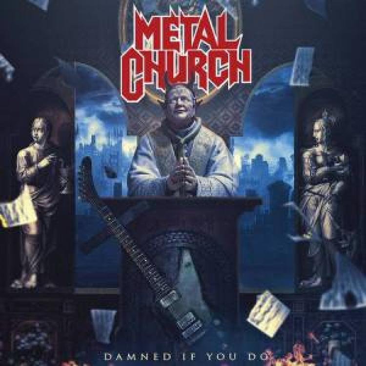 No. 14 ' Damned If You Do' de Metal Church (Rat Pack)