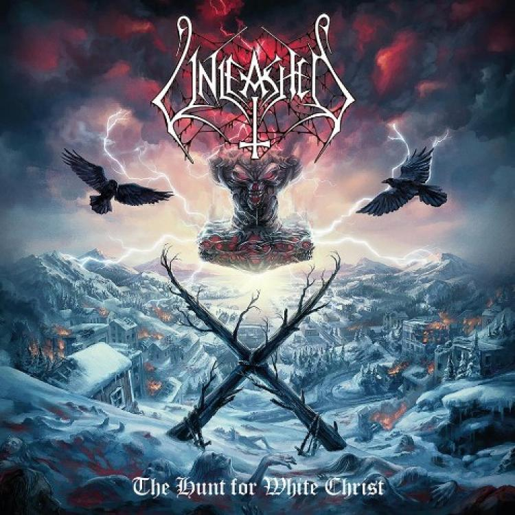 No. 15 'The Hunt For White Christ' de Unleashed (Napalm)