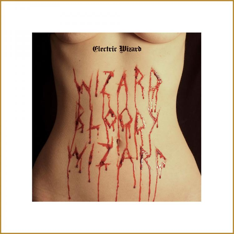 No. 16 Wizard Bloody Wizard de Electric Wizard (Spinefarm)