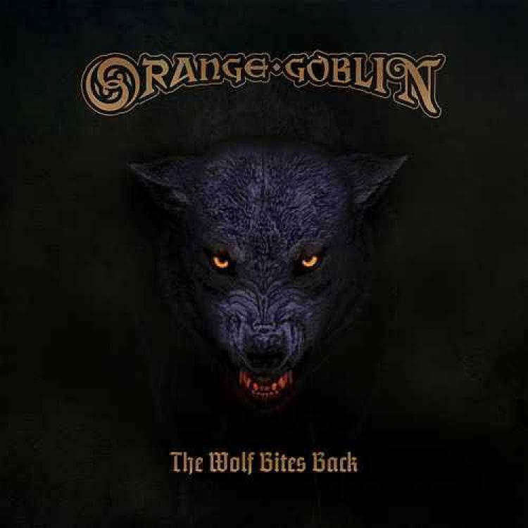 No. 16 'The Wolf Bites Back' de Orange Goblin (Spinefarm)