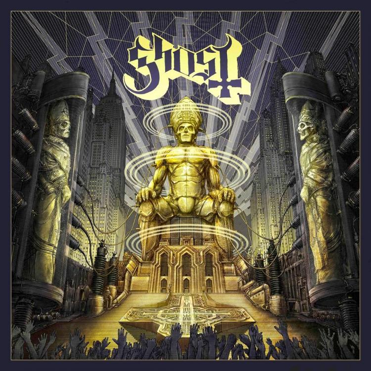 No. 17 'Ceremony and Devotion' de Ghost (Caroline Distribution)