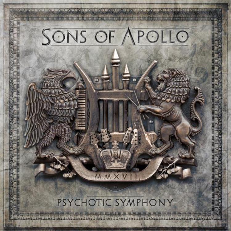 No. 18 'Psychotic Symphony' de Sons Of Apollo (Inside Out)