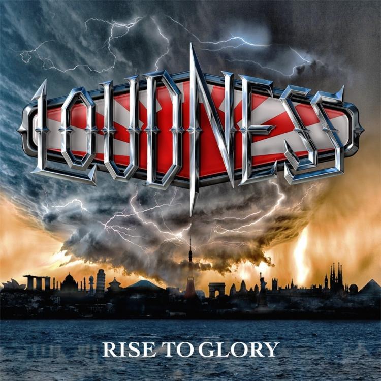 No. 19 'Rise To Glory' de Loudness (Ward)
