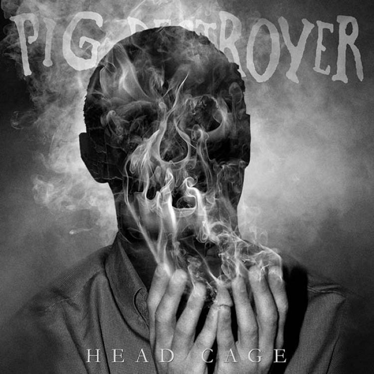 No. 19 'Head Cage' de Pig Destroyer (Relapse)