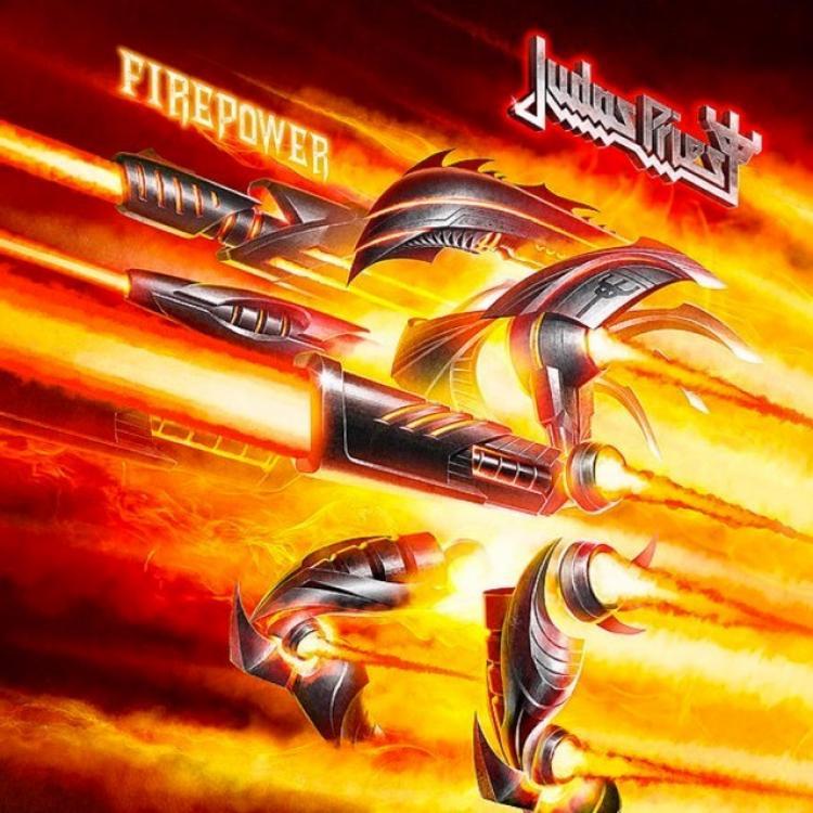 No. 1 'Lightning Strike' de Judas Priest (EPIC)