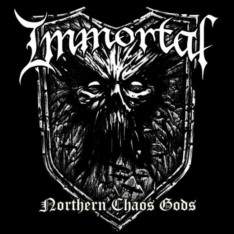 No.1 'Northern Chaos Gods' de Immortal (Nuclear Blast)