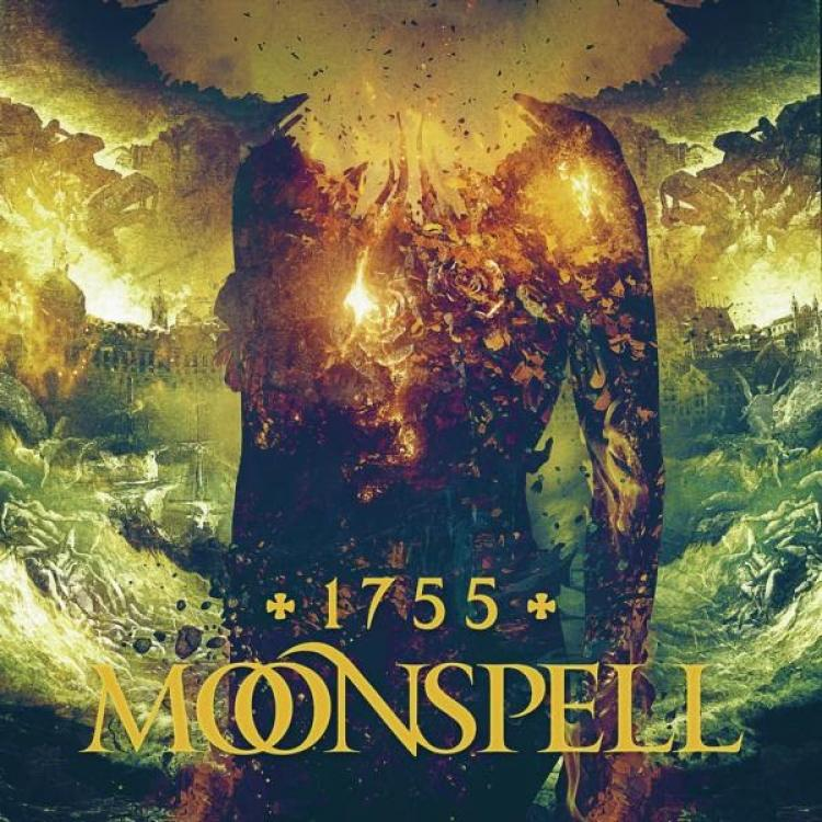 No. 2 '1755' de Moonspell (Napalm)